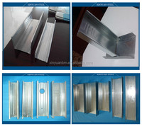 Drywall Light Load Steel Profiles ud/cd Ceiling System