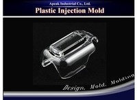 Plastic cover clip Display made in Taiwan OEM plastic injection mold plastic product