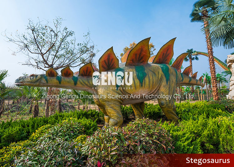 Lifelike Animatronic Dino China Dinosaur Product