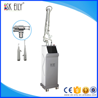 Acne removal/freckle removal/scar removal rf co2 fractional laser for skin resurfacing