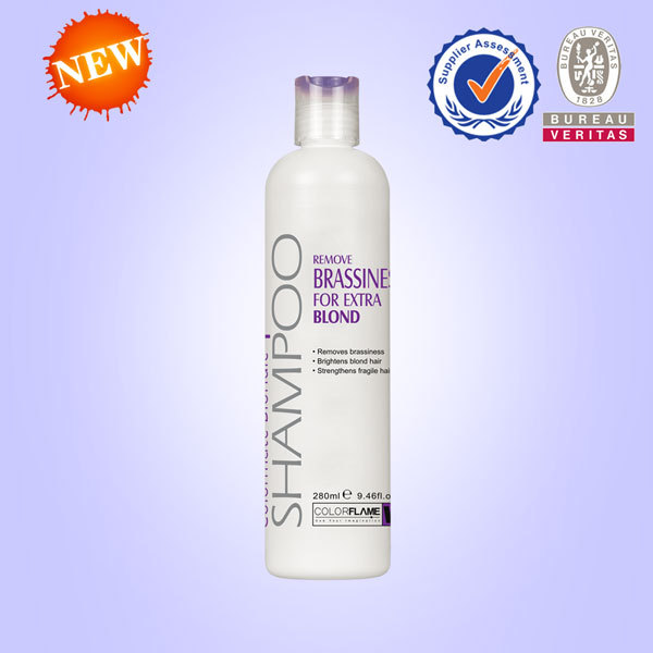 MSDS High Quality Moisturizing Nourishing Purple Shampoo For Blonde Hair