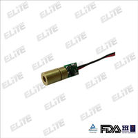 high quality red laser diode 670nm 5mw