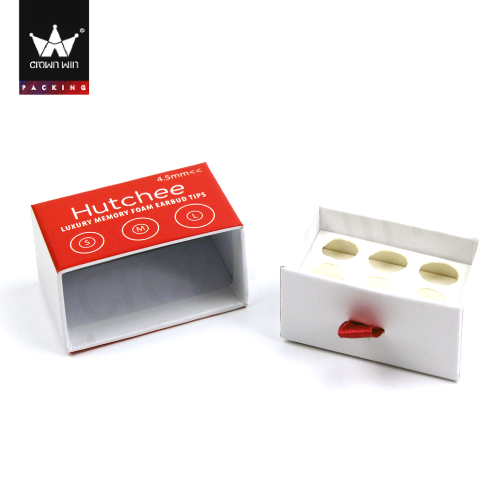 Mini drawer shaped gift packaging box