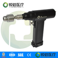 Orthopedic battery operated hand tool orthopedical drill,acetabulum burnishing small electric cutting tool
