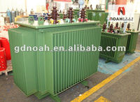 S11-1250 Oil-immersed 22KV 1250KVA power plant transformer