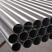 Food Grade Stainless Steel Seamless Pipe 201