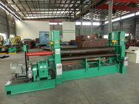 W11S universal upper roller 16*3200 mm shipbuilding roller bending machine