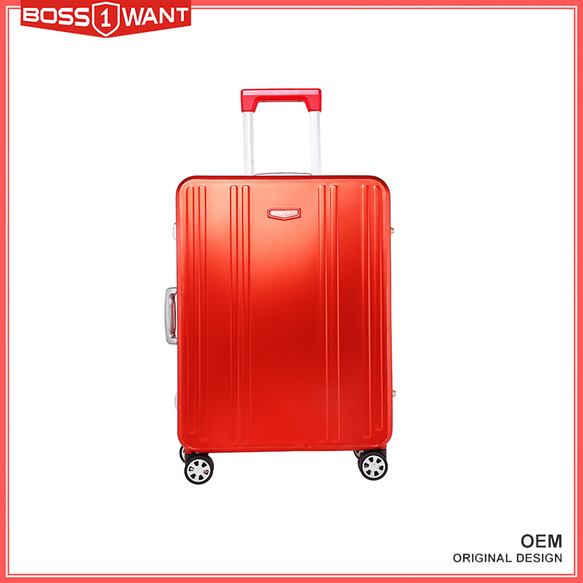Fashion Carry-on Travel Trolley Airplane Luggage with Universal Wheels