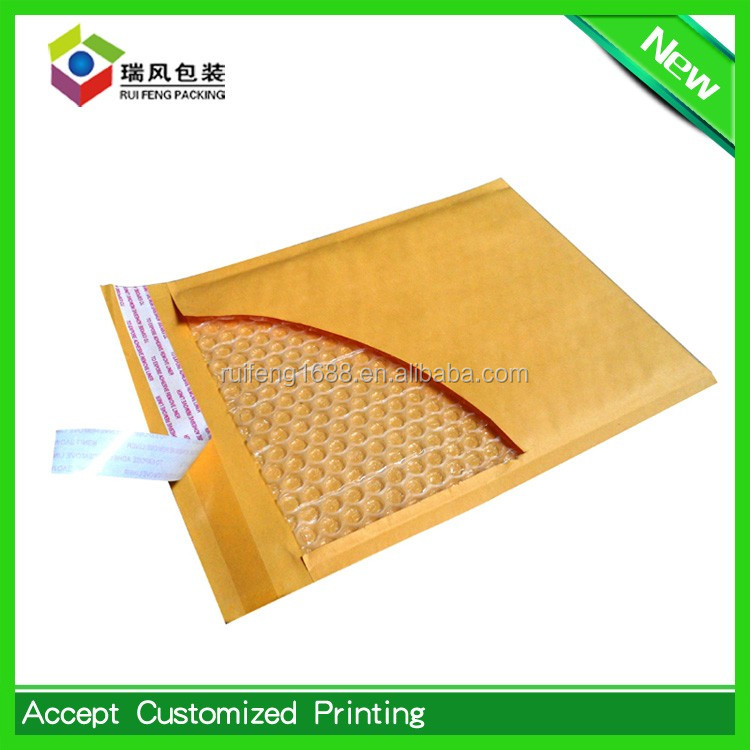 Kraft Air Bubble Envelope& Kraft Bubble Envelope