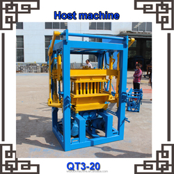 Bricks manufacturing machine cement brick block making machine price/cement refractory cement/cement brick machinery