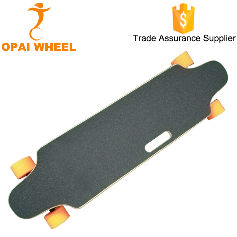 Dual Motor Longboard Boosted 4 Wheels Electric Skateboard With Wireless Bluetooth Remote Control