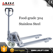 2 ton Stainless Steel Hand Pallet Truck