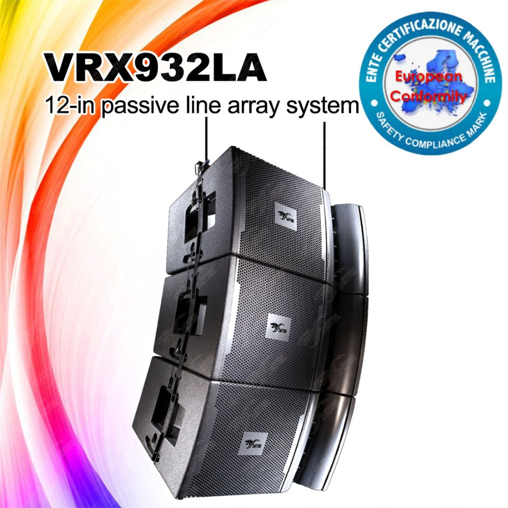 pa sound system line array 12 inch speakers prices