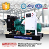 electric dynamo generator 40kw with water cooled diesel engine powered by Cummins diesel engine with ATS from china supplier