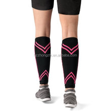 men Lycra Material sport Compression Leg/calf Sleeve