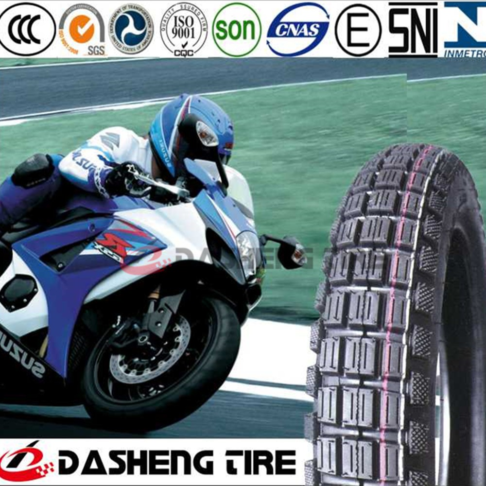 High Quality Motorcycle Tire 2.75-17 Cheap 3 Wheel Scooter Tubeless Tire