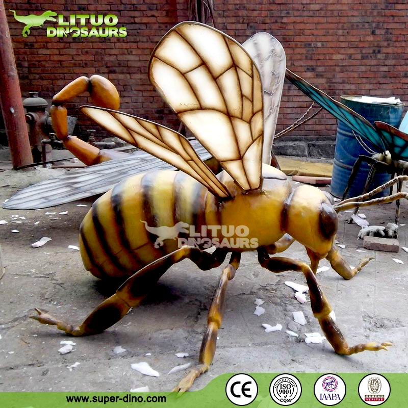 Realistic Artificial Animatronic Insect Model For Sale