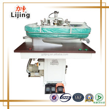 2017 hot sale commercial steam presser, ironing table, hotel laundry press machine