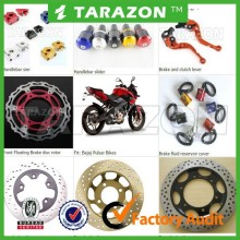 High quality CNC parts motorcycle spare parts for bajaj pulsar