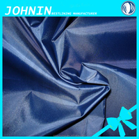waterproof material cheap pvc coated polyester fabric 100% polyester taffeta 170T PVC coated raincoat material