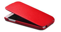 2013 new design flip leather case for S4 mini samsung galaxy s4