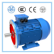Plastic three phase synchronous motor fan with high quality
