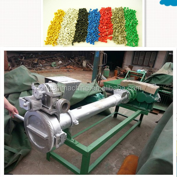 use for all pp pe pet pvc ldpe hdpe plastic production line pelletizer machine for recycle plastic