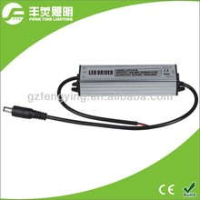 hot sale waterproof constant current led driver IP66 7W/9W/12W