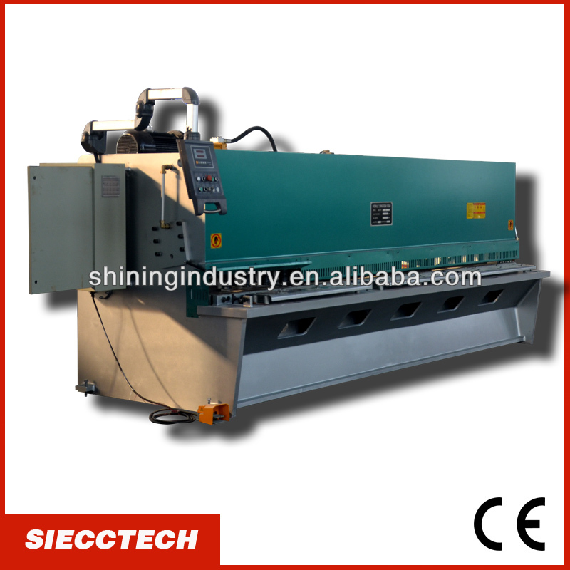 STAINLESS STEEL SHEAR MACHINE