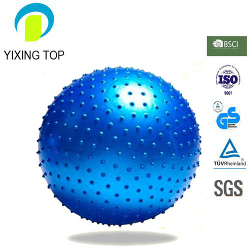 Wholesale eco-friendly manufacture yoga ball