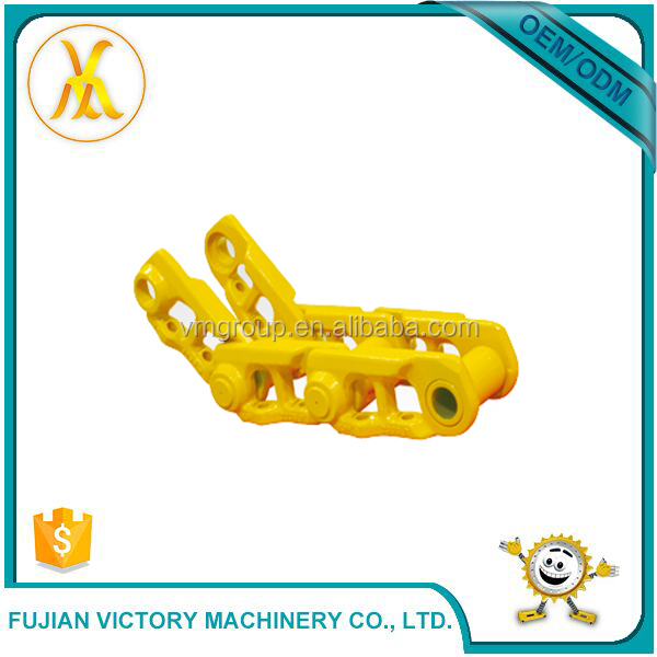 Track chain link for excavator part EX200