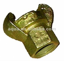 Universal air coupling European type,Air hose coupling,Compressor claw couplings