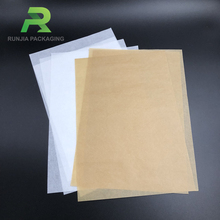 Popular A4 Sheets Food Grade Greaseproof Baking Paper