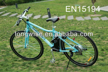 "28"" Electric Bicycle With EN15194 & TUV Approval"