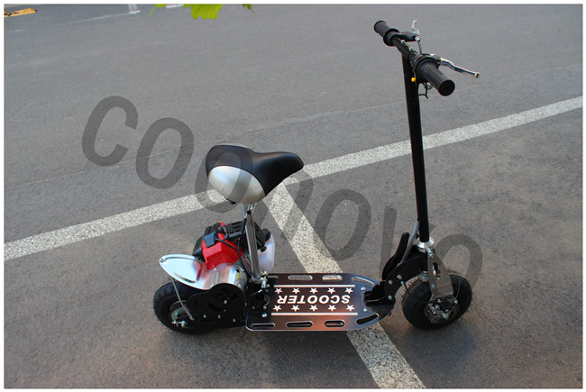 43cc mini scooter gas scooter wholesale for adults gas for Cheap gas motor scooters