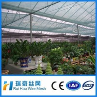Hot sale Square HDPE car parking sun shade net