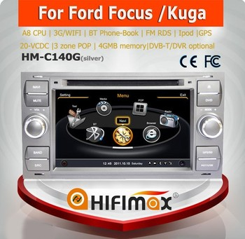 Hifimax car radio for ford focus car dvd player/ for ford focus touch screen car radio/for ford focus gps navigation system