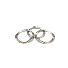 Din127 Spring Metal Washer Stainless Steel 301 Corrugated Washers Spacer Gasket Wave Washer
