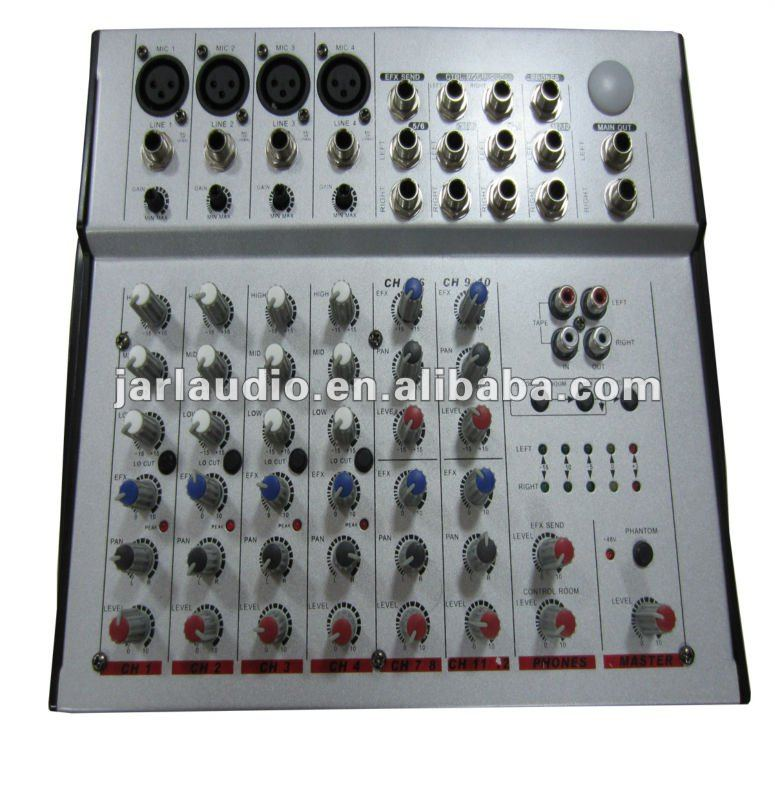 Console Mixer similar to behringer
