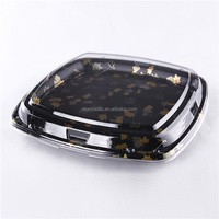 Sushi Tray , disposable sushi plastic party tray, Sushi Plate
