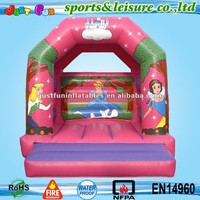 10ft princess wholesale mini bounce houses commercial for kids
