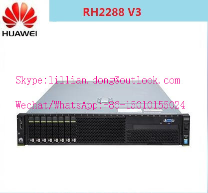original Huawei server RH2288 V3 rack server 2U, new generation RH2288H V3 , 8 HDD rack