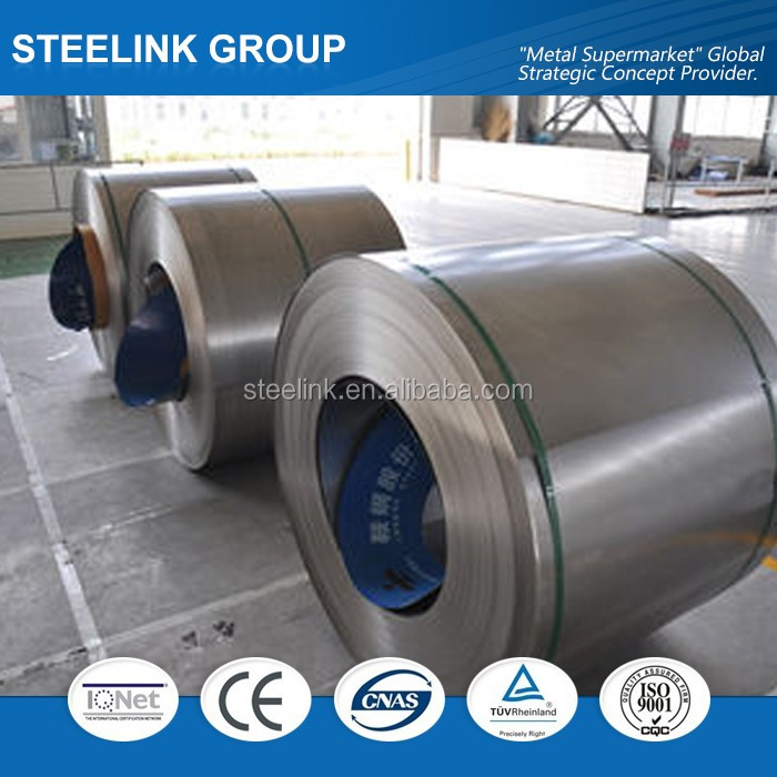304 2B STAINLESS STEEL COIL/ prime cold rolled steel coils