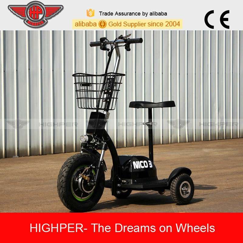 electric tricycle for disabled (HP105E-D)