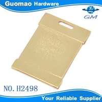 2014 New style Light gold bag metal fitting