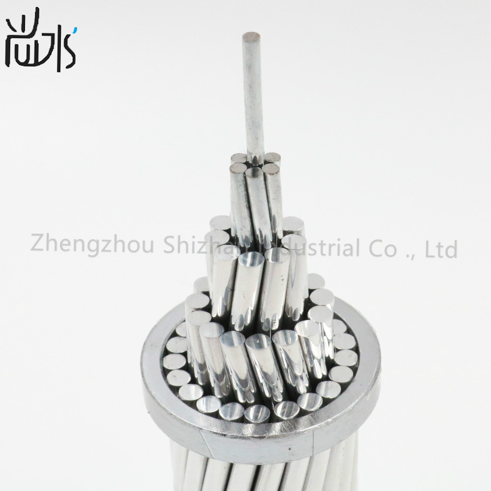 Overhead AAC/AAAC/ACSR/ACAR Bare Conductor Electrical Cable Size Aluminum Conductor Cable