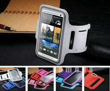 Gym Band Exercise Arm Cover Belt Sports Waterproof Armband Case for HTC One M7