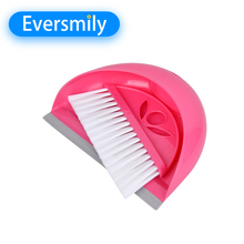 Good qulity durable table clean dustpan and brush for wholesale
