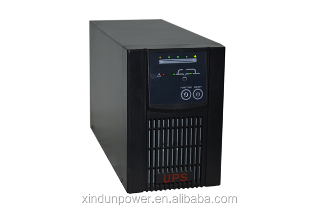 Low Frequency 12VDC 220VAC Portable Electrical UPS 1KW/1KW Uninterrupted Power Supply Inverter/1000 Watt Backup UPS