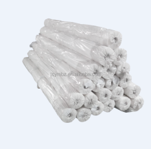 LDPE Clear Poly Sheeting Film Rolls Thin Clear Plastic Sheet Transparent For Construction